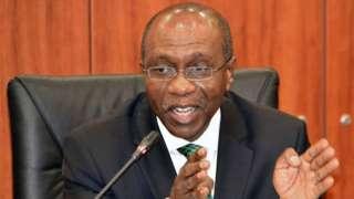 Central Bank of Nigeria govnor Godwin Emefiele