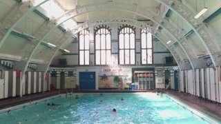 Moseley baths
