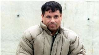 "Joaquin Guzman Loera, Known as ""El Chapo"" is pictured on July 10, 1993"