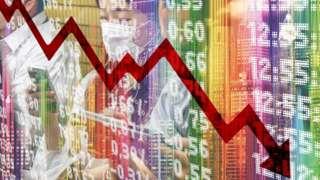 Gráfico de recessão