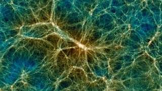 Visualización de materia oscura