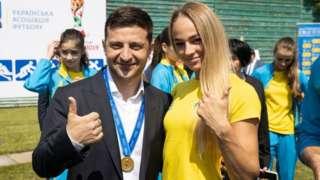 Україна має вибороти право на проведення Олімпійських ігор - Зеленський