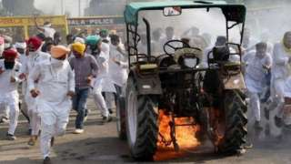मोदी सरकार को किसान आंदोलन से हो रहा है कितना नुक़सान?