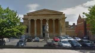 Worcester Crown Court