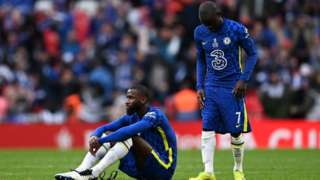 Ndị Chelsea na Leicester City