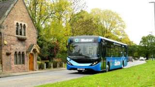 Allestree bus
