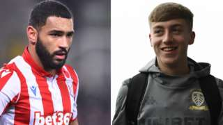 Cameron Carter-Vickers and Jack Clarke