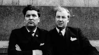 John Hume and Ivan Cooper