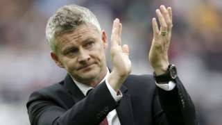 Ole Gunnar Solskjaer, Manchester United manager