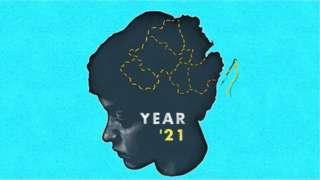 Year 21 logo