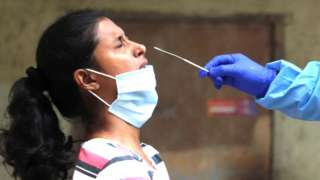 स्वॉब टेस्ट से संक्रमण का ख़तरा नहीं है