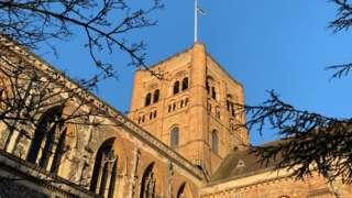 St Albans Abbey