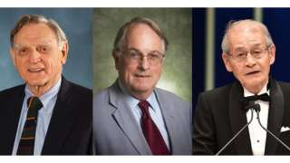 Nobel chemistry winners