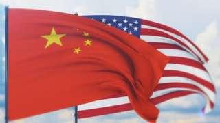 چین امریکا