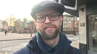 David Hanger