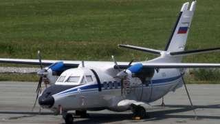 Самолет L-410 (архивное фото)