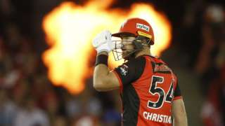 Melbourne Renegades' Dan Christian