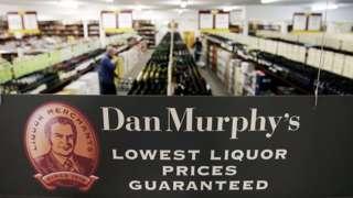 Dan Murphy's in Australia, 2005