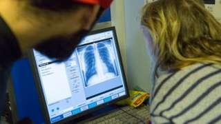 X-ray computer