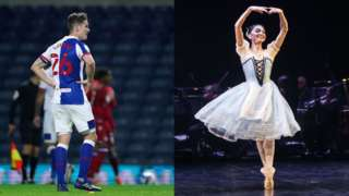 Blackburn Rovers/Northern Ballet