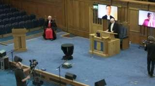 Church of Scotland ceremony