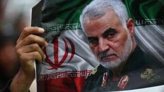 Iran seeks Trump's arrest over killing of general