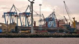 Seaforth Docks