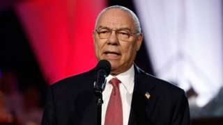 Colin Powell at 2018 National Memorial Day concert