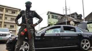 """IGP suspends tinted glass"": [Nigeria Police IG Usman Alkali Baba] order ahead of 'June 12'"