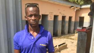 Bala Sulaiman toilet manager wey di job don change im life