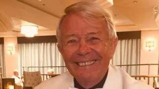 Retired army lieutenant colonel David Jackson