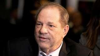 Harvey Weinstein. File photo