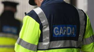Garda (Irish police) officer