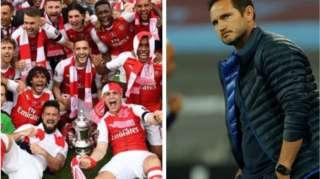 Chelsea ati Arsenal