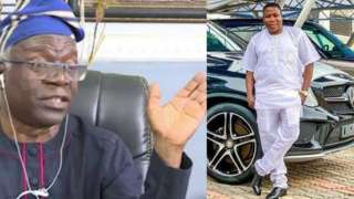 Sunday Igboho:Orííre lo jẹ fún Sunday igboho bí ọwọ́ òfin kò ṣe bàá ni Nàìjíríà-Femi Falana