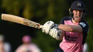 Eoin Morgan goes on the attack for Middlesex