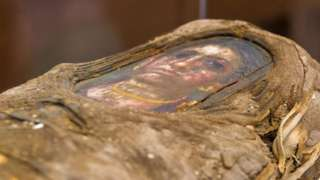 Hawara portrait mummy