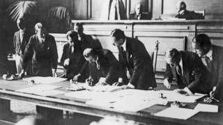 Lozan Antlaşması'nın imzalandığı an