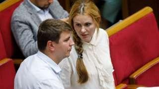 Антон Поляков і Анна Скороход