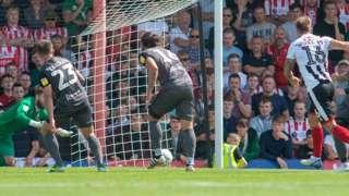 Martyn Woolford goal