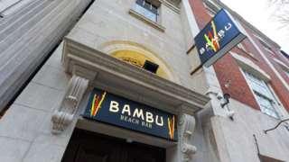 Bambu Beach Bar