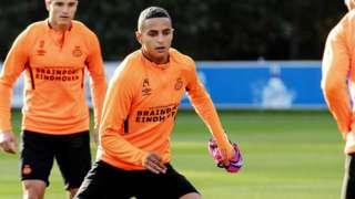 PSV Eindhoven starlet Mohamed Ihattaren