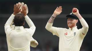 Moeen Ali and Ben Stokes