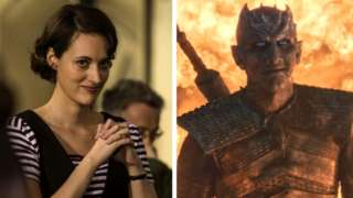 Phoebe Waller-Bridge and Game of Thrones' Night King
