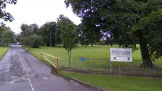 Bowring Park Golf Course in Huyton