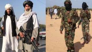 Taliban iyo Al-Shabaab