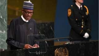 Muhammadu Buhari: Yoruba Nation, IPOB gatz behave for United Nations General Assembly - Nigeria Presidency