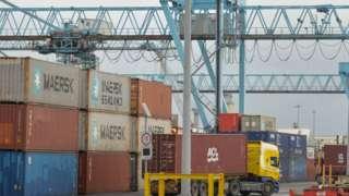 Generic picture of port