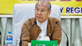 Magway chief minister