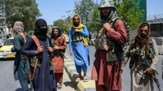 An ogun Taliban